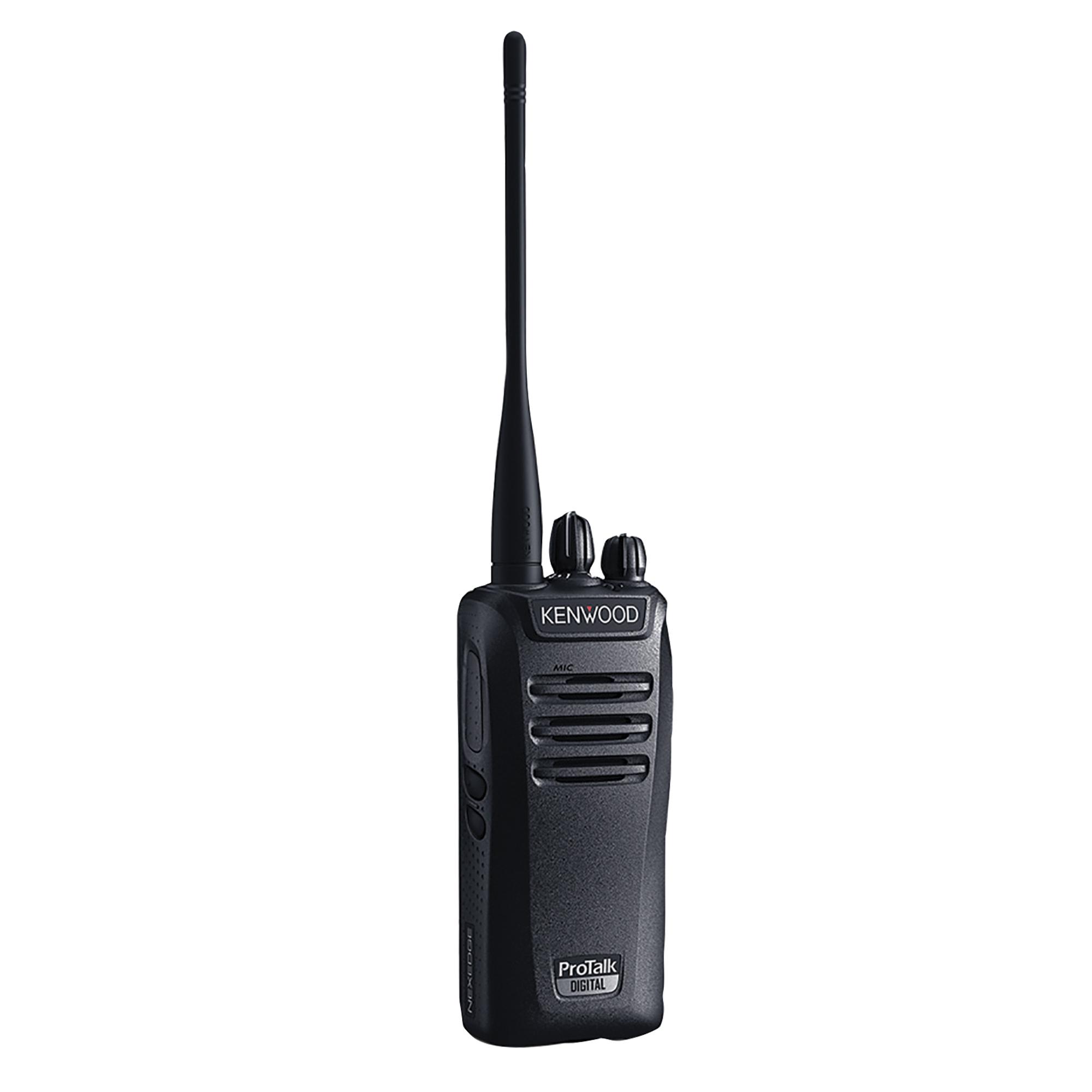 Portable Digital Radios & Accessories