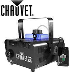 Chauvet Fog Machines