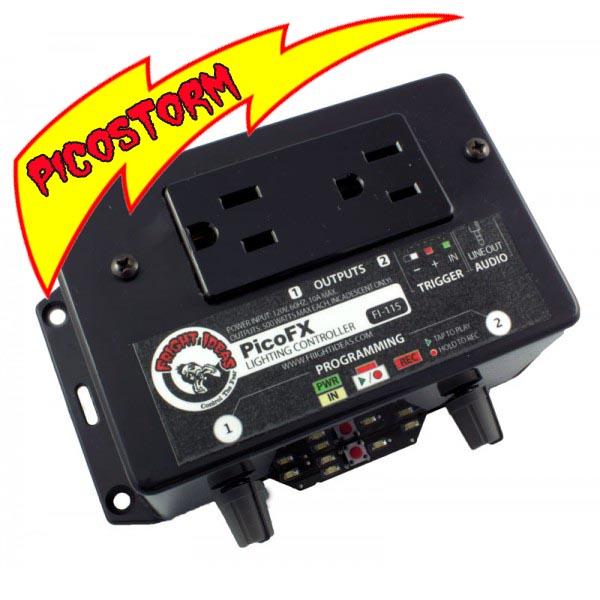 PicoStorm Lightning Controller
