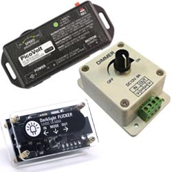 LED Light Controllers