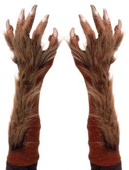 Werewolf Hands - Brown