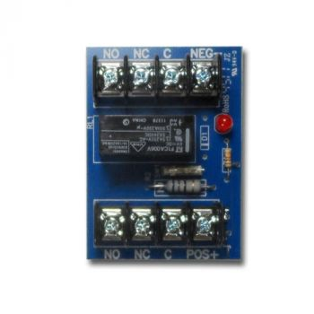 12vDC Activated Double Pull Double Throw 5-Amp Relay