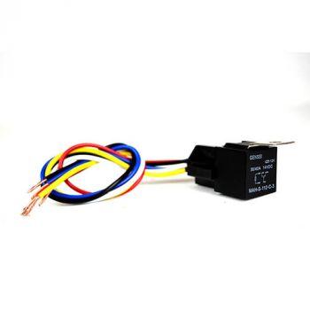 12VDC Cube Relay