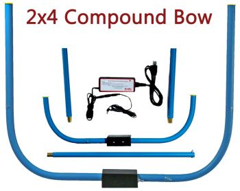 2x4 Foot Compound Bow Cutter