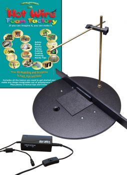 3D Pro 16 Inch Table Kit with Multi-Heat Pro Power Station