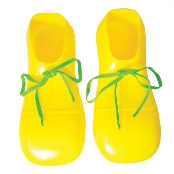 "12"" Clown Shoes - Yellow"
