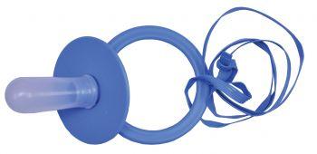 Jumbo Pacifier - Blue