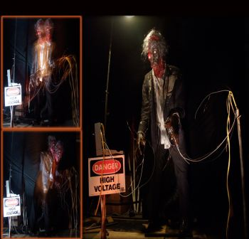 BURN ELECTROCUTION TWITCHER - BET304