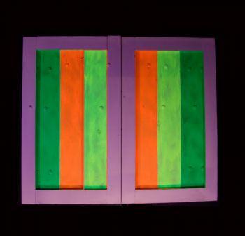 banging clown shutters - BSC302
