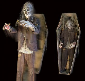 COFFIN LUNGER ZOMBIE - CL507