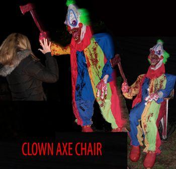 CLOWN AXE CHAIR - CLC103