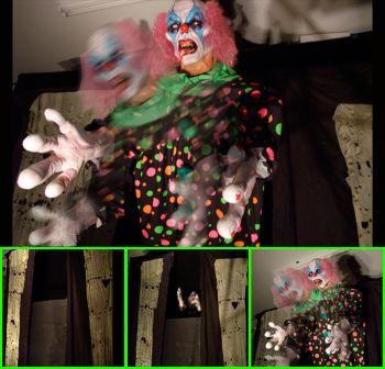 clown wall jumper - CWJ302
