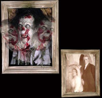 Drop portrait Zombie - DP518