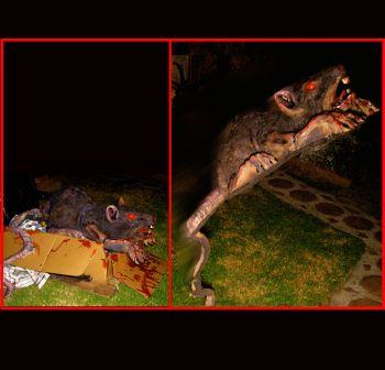 Giant Rat Attack - GR201