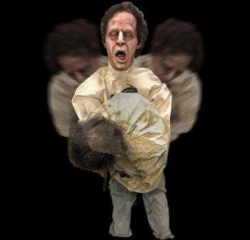 Psycho Kneeling Twitcher-PKT421