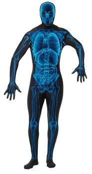 Men's X-Ray Skin Suit - Adult L (42 - 44)
