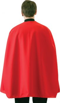 """36"""" Hero Cape Adult - Red"""