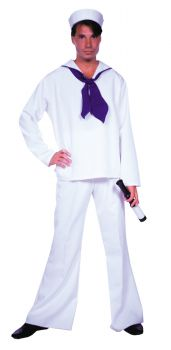 Men's Sailor Costume - Adult Large