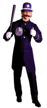 Men's Keystone Kop Costume - Adult Large