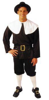 Men's Pilgrim Costume - Adult L (44 - 46)