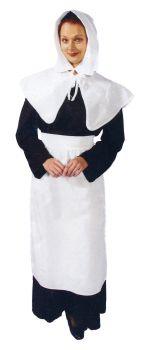 Women's Pilgrim Costume - Adult L (12 - 14)