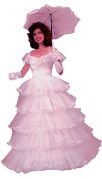 Women's Scarlet O'Hara Costume - Adult Small