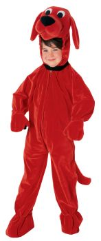 Child's Clifford Costume - Child Medium
