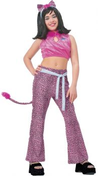 Pink Josie Costume - Josie And The Pussycats - Child L (12 - 14)