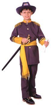 Boy's Robert E. Lee Costume