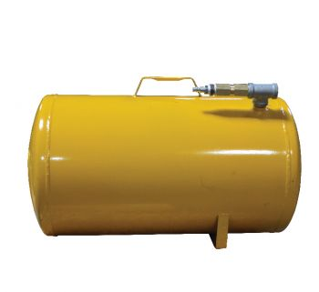 Air Accumulator with Check Valve