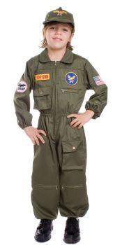 Air Force Pilot - Child S (4 - 6)