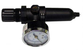 Air Regltr W/ Filter/gauge