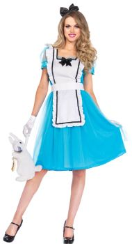 Women's Alice Classic Costume - Adult Large