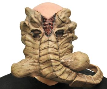 Alien Face Hugger Latex Mask