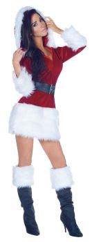 Women's All Wrapped Up Costume - Adult Small
