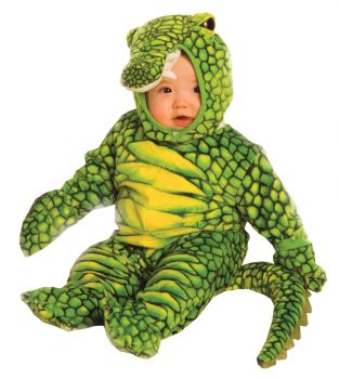 Alligator Costume - Toddler Large (2 - 4T)