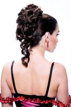Amelie Ponytail Bn French Kiss