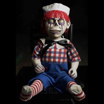 Dandy Andy - Scary Doll Prop