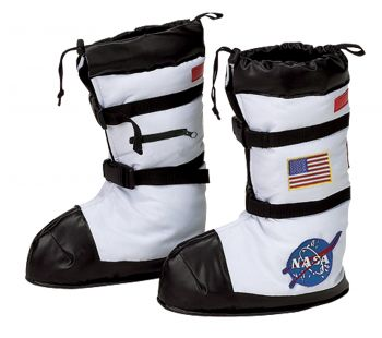 Kid's Astronaut Boots - Child Shoe Large