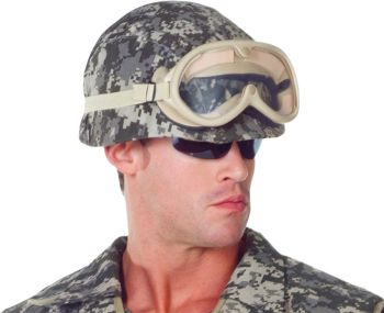 Army Helmet Adult