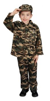 Army - Child S (4 - 6)