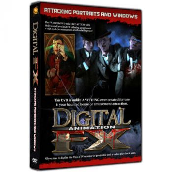 Attack Portraits and Windows DVD
