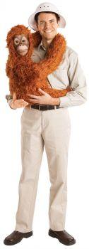 Baby Orangutan Arm Puppet