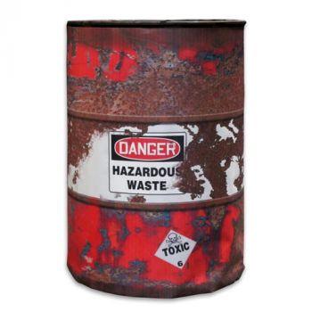 Hazardous Waste Drum Cover