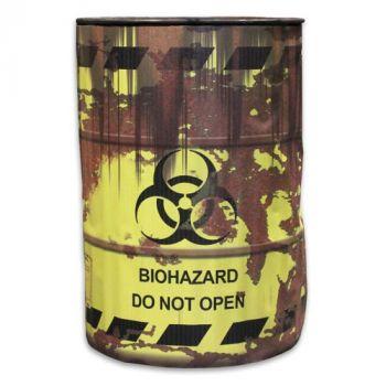 Biohazard Drum Cover