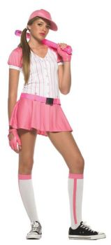 Teen Baseball Costume - Teen S/M