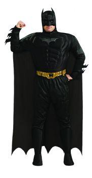 Batman Dlx Muscle Chest Plus