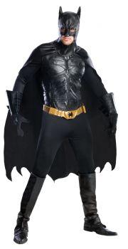 Men's Grand Heritage Batman Costume - Dark Knight Trilogy - Adult Medium