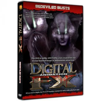 Bedeviled Busts DVD