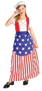 Betsy Ross - Child L (12 - 14)